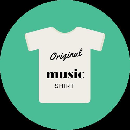 Originalmusicshirt